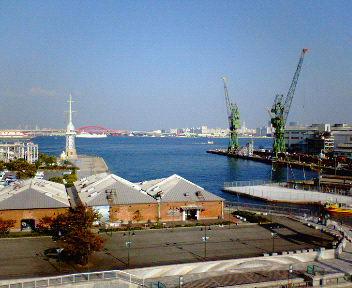神戸の海(2)