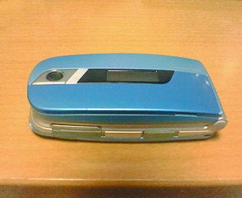前のケータイ N901ic