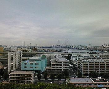 横浜の海(5) 港の見える丘