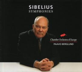 パーヴォ・ベルグルンド指揮ヨーロッパ室内管弦楽団 「シベリウス交響曲全集」