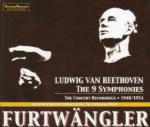 ヴィルヘルム・フルトヴェングラー指揮 「ベートーヴェン交響曲全集」 英アーチペル盤 第九はルツェルンの第九を採用
