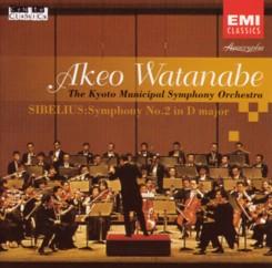 渡邉暁雄指揮京都市交響楽団 シベリウス交響曲第2番(チェント・クラシックス)
