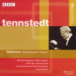 クラウス・テンシュテット指揮ロンドン・フィル 1985年ライブ盤