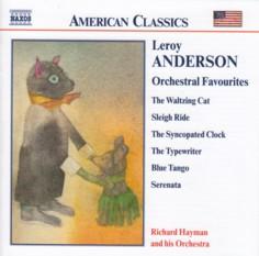 「ルロイ・アンダーソン管弦楽名曲集」 リチャード・ヘイマン指揮