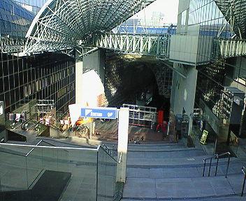 JR京都駅大階段