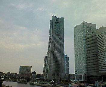 横浜ランドマークタワー(1)