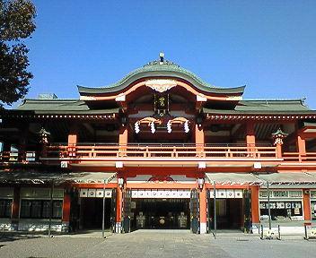 街の想い出(20) 千葉その1 千葉神社