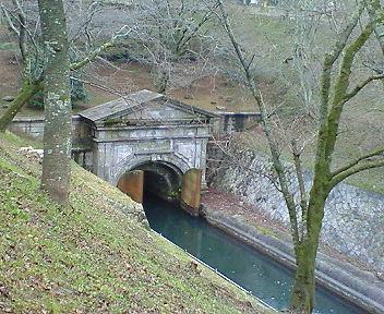 琵琶湖疏水第一疏水第一隧道