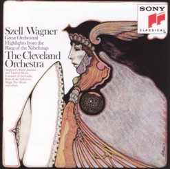 ジョージ・セル指揮クリーヴランド管弦楽団 ワーグナー「ニーベルングの指輪」ハイライト