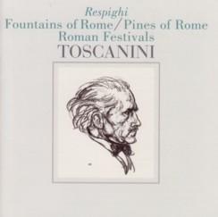アルトゥーロ・トスカニーニ指揮NBC交響楽団 レスピーギ 「ローマ三部作」