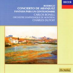 ロドリーゴ 「アランフェス協奏曲」 カルロス・ボネル(ギター) シャルル・デュトワ指揮モントリオール交響楽団