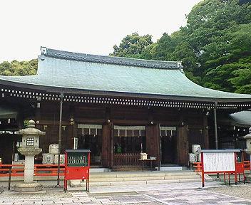 京都霊山護国神社 本殿