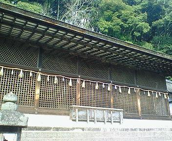 宇治上神社本殿