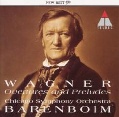 ダニエル・バレンボイム指揮シカゴ交響楽団 「ワーグナー 序曲・前奏曲集」