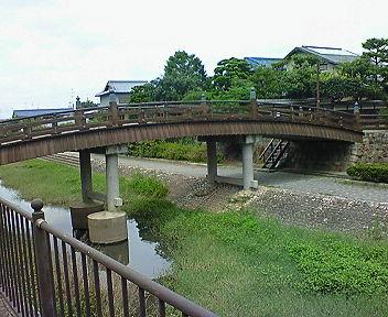 八幡市 安居橋(あんごばし)