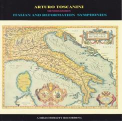 アルトゥーロ・トスカニーニ指揮NBC交響楽団 メンデルスゾーン 交響曲第4番「イタリア」、第5番「宗教改革」