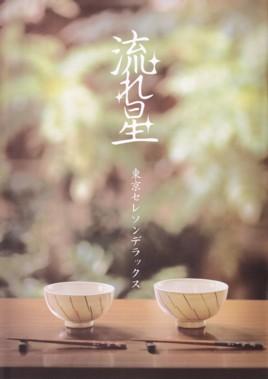 東京セレソンデラックス 「流れ星」2009 公演パンフレット