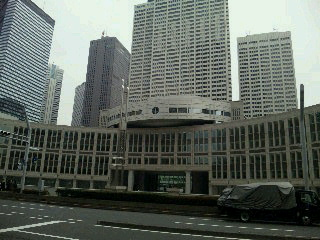 東京都議会議事堂