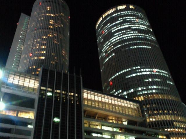 猫町通り通信・鴨東記号「名古屋の夜」