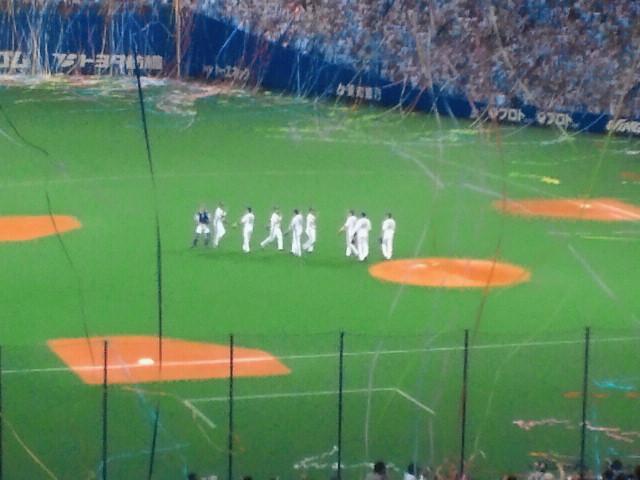 中日ドラゴンズ優勝