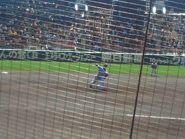 阪神タイガース先発投手・二神