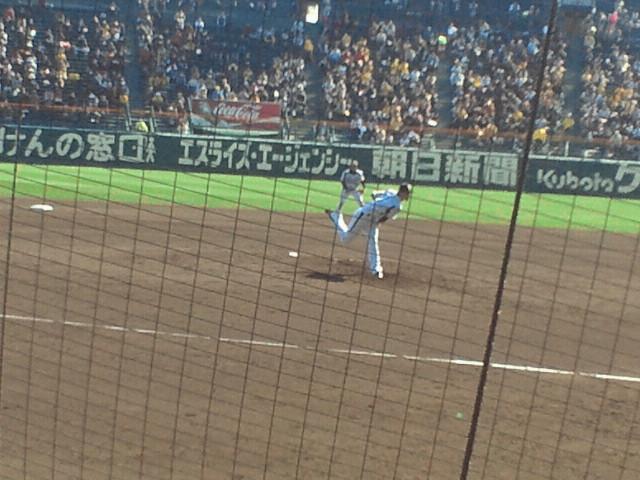 阪神三番手投手・小林宏之