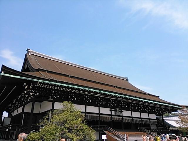 京都御所春の一般公開2014<br />   その6