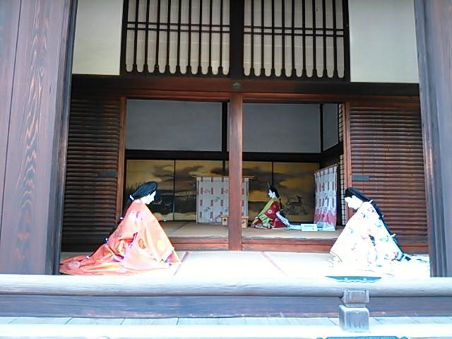 京都御所春の一般公開2014<br />   その11