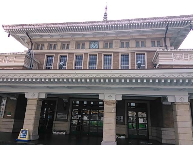 旧JR奈良駅駅舎