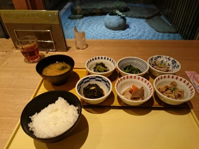 京菜味のむらにて