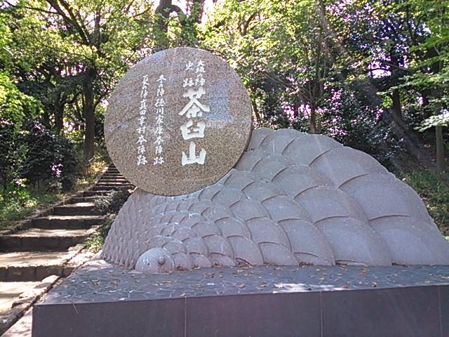 大坂の陣史跡 茶臼山
