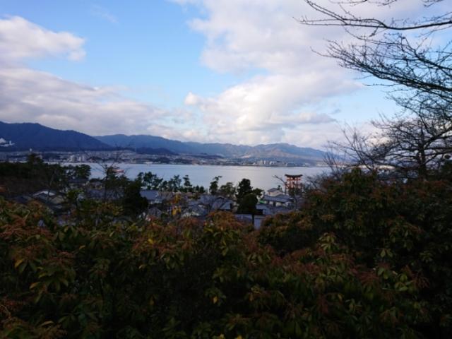 海の写真集 安芸の宮島(5)