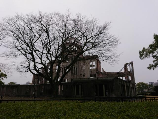 原爆ドーム 2018・1・28(8)