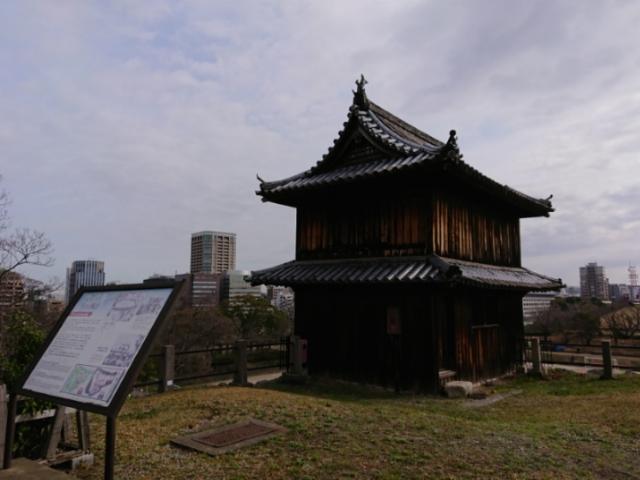 福岡城 祈念櫓