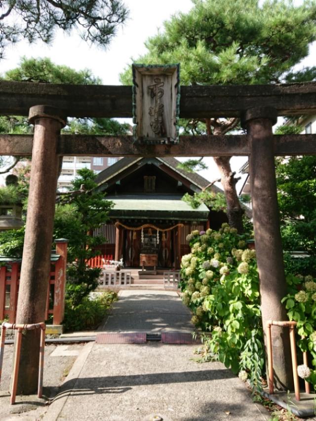 金沢・市姫神社