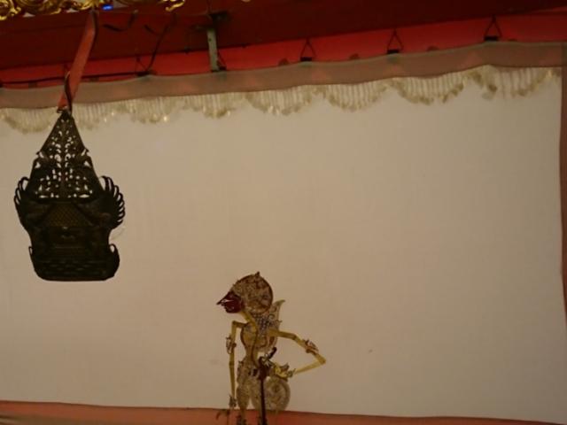 ニュイ・ブランシュ KYOTO 2018 インドネシア伝統芸能団ハナジョス ガムラン楽器と影絵人形(3)