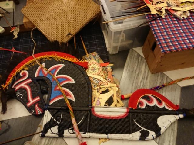 ニュイ・ブランシュ KYOTO 2018 インドネシア伝統芸能団ハナジョス ガムラン楽器と影絵人形(4)