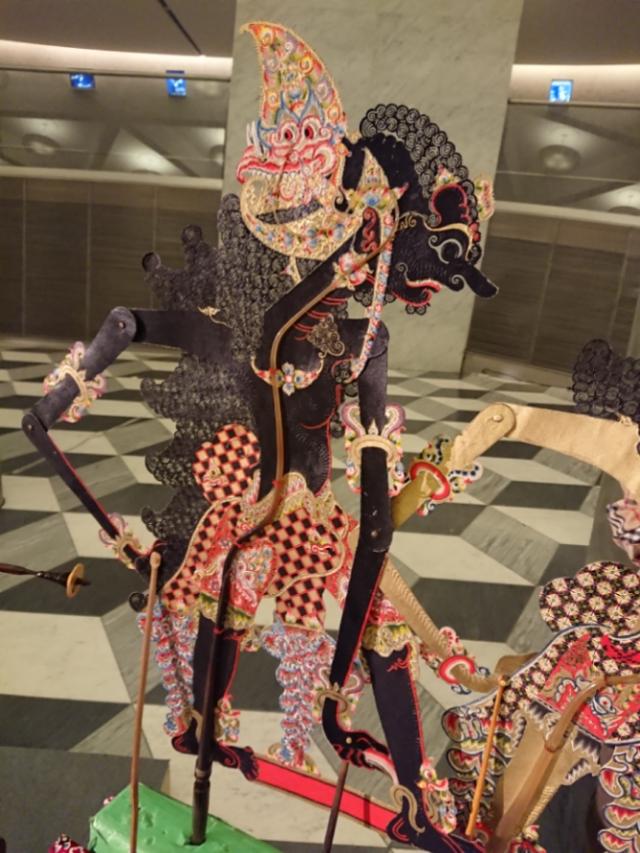 ニュイ・ブランシュ KYOTO 2018 インドネシア伝統芸能団ハナジョス ガムラン楽器と影絵人形(6)