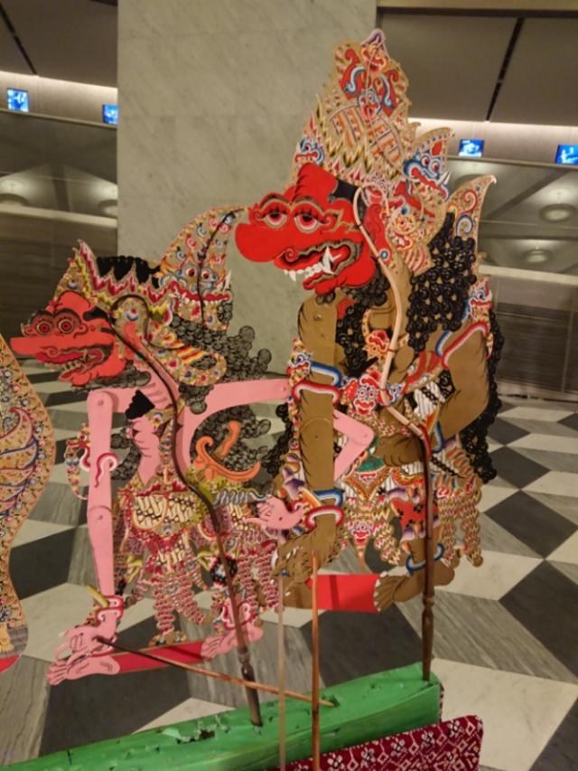ニュイ・ブランシュ KYOTO 2018 インドネシア伝統芸能団ハナジョス ガムラン楽器と影絵人形(7)