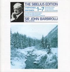 サー・ジョン・バルビローリ&ハレ管弦楽団 シベリウス「交響曲全集&主要管弦楽曲集」