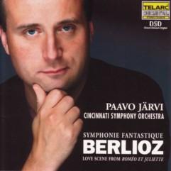 パーヴォ・ヤルヴィ指揮シンシナティ交響楽団 ベルリオーズ「幻想交響曲」