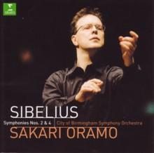 サカリ・オラモ指揮バーミンガム市交響楽団 「シベリウス交響曲全集」