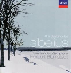 ヘルベルト・ブロムシュテット指揮サンフランシスコ交響楽団 「シベリウス交響曲全集」