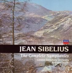 アンソニー・コリンズ指揮ロンドン交響楽団 「シベリウス交響曲全集」