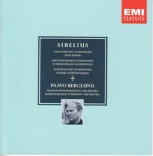 パーヴォ・ベルグルンド指揮ヘルシンキ・フィルハーモニー管弦楽団 「シベリウス交響曲全集」