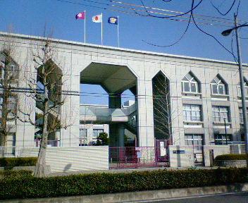 京都府立洛北高等学校
