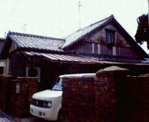 旧近江家政塾校舎