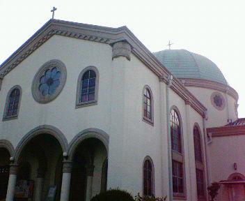 カトリック高槻教会(高山右近)