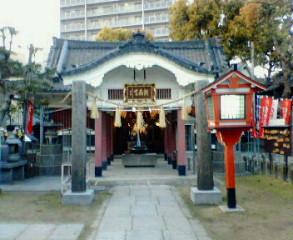 浦江聖天本堂