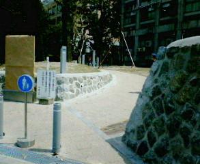 京都大学百万遍バリアフリー入口